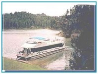 62′ SuperCruiser Houseboat