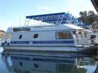 The 50′ Forever 8 XT Houseboat