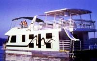 64′ SuperCruiser Elite Houseboat