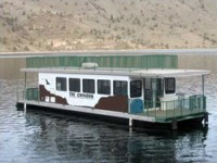 The Chinook Houseboat