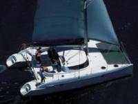 """Double Vision"" Catamaran"