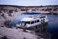 The 59′ Deluxe Houseboat