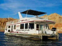 The Escape 54′ Houseboat