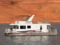 The Expedition 46′ Houseboat
