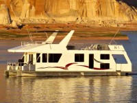 The Navigator 48′ Houseboat