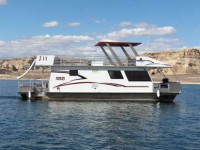 The Voyager XL 46′ Houseboat