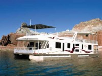 The Excursion 75′ Houseboat