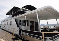 75′ Executive Houseboat