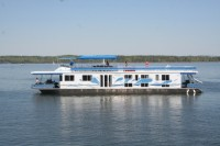 The Ouachita Lady Houseboat