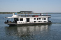 The Admiral Houseboat