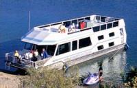 The 56′ Getaway Houseboat