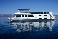 The 65′ VIP Houseboat