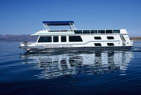 Lake Roosevelt Houseboat Vacations, Washington houseboating