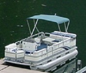 20′ Pleasure Pontoon