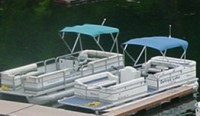24′ Pleasure Pontoon