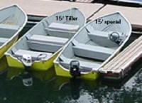 15′ Fish Special Boat