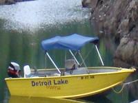 16′ Fish Boat