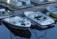 Ski Boat – 18′ Reinell and 18′ Blue Water