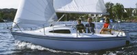 Capri 18″ Sailboat
